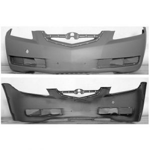 ACURA TL FRONT BUMPER COVER PRIMED (W/O LETTERS) OEM#04711SEPA90ZZ 2004-2006 PL#AC1000149