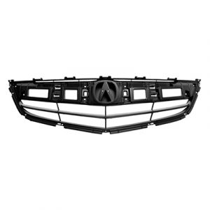 ACURA ILX GRILLE DK-GRAY **CAPA** OEM#71121TX6A11 2013-2015