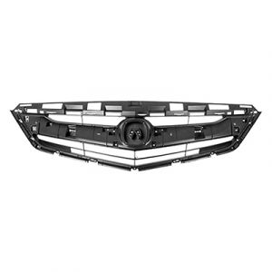 ACURA ILX GRILLE MAT-BLK (WO/ADAPTIVE CRUISE)**CAPA** OEM#71121TX6A51 2016-2018 PL#AC1200129C