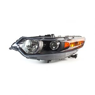 ACURA TSX WG HEAD/LAMP LENS & HOUSING LEFT**CAPA** OEM#33151TL0A02 2011-2014 PL#AC2502118C