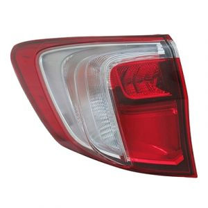 ACURA RDX TAIL LAMP ASSEMBLY LEFT**CAPA** OEM#33550TX4A51 2016-2018 PL#AC2804104C