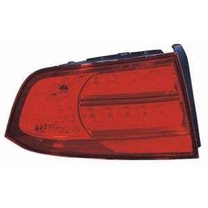 ACURA TL TAIL LAMP UNIT LEFT OEM#33551SEPA01 2004-2006 PL#AC2818104