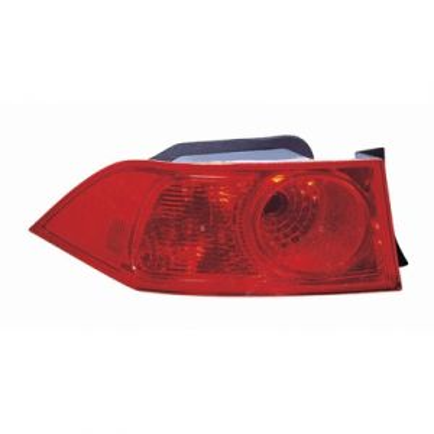 ACURA TSX TAIL LAMP UNIT LEFT OEM#33506SECA51 2006-2008 PL#AC2818109