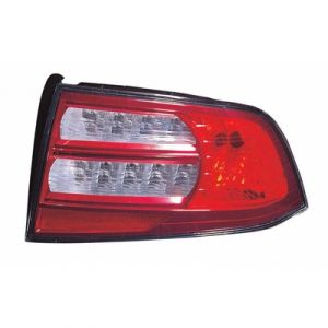 ACURA TL TAIL LAMP UNIT RIGHT (BASE/NAVI MDL) OEM#33501SEPA11 2007-2008 PL#AC2819107