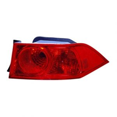 ACURA TSX TAIL LAMP UNIT RIGHT OEM#33501SECA51 2006-2008 PL#AC2819109