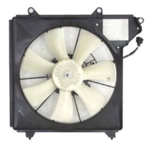 ACURA RLX A/C FAN ASSEMBLY RIGHT WO/CONTROLLER OEM#38616R9PA01-PFM 2014-2017 PL#AC3113119