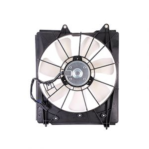 ACURA TL RADIATOR FAN ASSEMBLY A/T (3.7L) LEFT OEM#19030RK2A71-PFM 2009-2011 PL#AC3115115