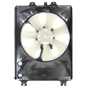 ACURA MDX A/C FAN ASSEMBLY RIGHT (STEEL SHROUD) OEM#38616RYEA01-PFM 2007-2009 PL#AC3115118