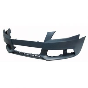 AUDI A4 SD / WG FRONT BUMPER COVER PRIMED (WO/WASHER)(WO/S-LINE)**CAPA** OEM#8K0807105GRU 2009-2012 PL#AU1000162C