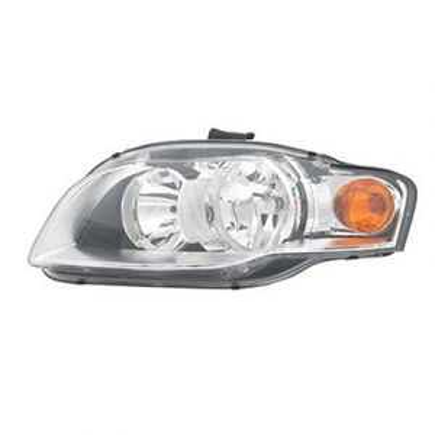 AUDI A4 SD/WG (GEN 3) (2.0L/3.2L) _HEAD LAMP ASSEMBLY LEFT (HALOGEN) OEM#8E0941003AL 2005-2008 PL#AU2502128
