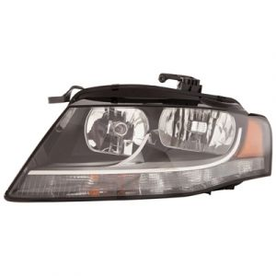AUDI A4 SD / WG HEAD LAMP ASSEMBLY LEFT (HALOGEN)**NSF** OEM#8K0941029AH 2009-2012 PL#AU2502149N