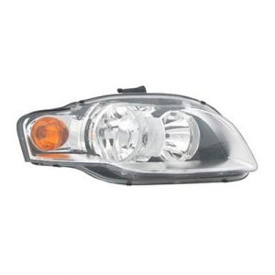 AUDI A4 SD/WG (GEN 3) (2.0L/3.2L) _HEAD LAMP ASSEMBLY RIGHT (HALOGEN) OEM#8E0941004AL 2005-2008 PL#AU2503128