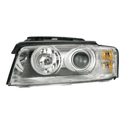 AUDI S8 HEAD LAMP UNIT RIGHT (XENON) OEM#4E0941030P 2007 PL#AU2503137