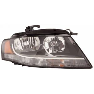 AUDI A4 SD / WG HEAD LAMP ASSEMBLY RIGHT (HALOGEN)**CAPA** OEM#8K0941030AH 2009-2012 PL#AU2503149C