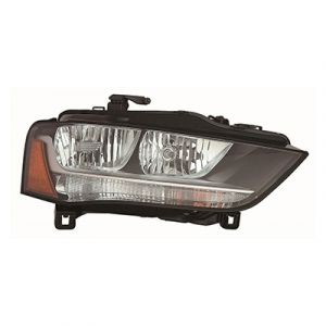 AUDI ALLROAD (A4)(WG) HEAD LAMP ASSEMBLY RIGHT (HALOGEN)(FROM 5-21-12)**CAPA** OEM#8K0941004AD 2013-2014 PL#AU2503175C