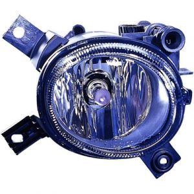 AUDI S4 CABRIO FOG LAMP ASSEMBLY LEFT OEM#8E0941699E 2007-2009 PL#AU2592112