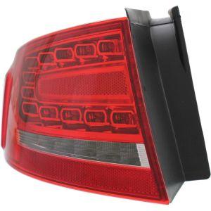 AUDI A4 SD / WG TAIL LAMP ASSEMBLY LEFT (SD)(OUTER)(W/ LED)**NSF** OEM#8K5945095L 2009-2012 PL#AU2804104N