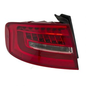 AUDI A4 SD / WG TAIL LAMP ASSEMBLY LEFT (SD)(OUTER)(W/LED) OEM#8K5945095AD 2013-2016 PL#AU2804110