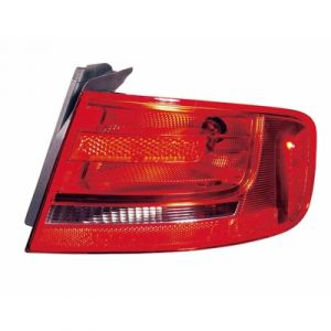 AUDI A4 SD 09-16 / WG 09-12 TAIL LAMP ASSEMBLY RIGHT (SD)(OUTER)(WO/LED) OEM#8K5945096E PL#AU2805101