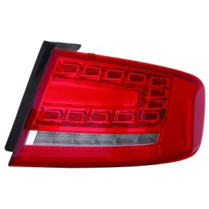 AUDI A4 SD / WG TAIL LAMP ASSEMBLY RIGHT (SD)(OUTER)(W/ LED) OEM#8K5945096L 2009-2012 PL#AU2805104