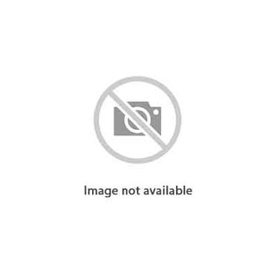 AUDI A3 GRILLE ASSEMBLY PTD BLACK (WO/LICENSE HOLE) OEM#8P0853651HVMZ 2009-2013