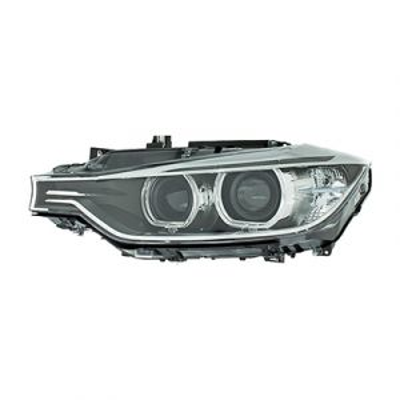 BMW BMW 3 (SD) HEAD LAMP UNIT LEFT (XENON)(W/ADAPTIVE) OEM#63117338707 2012-2015 PL#BM2502175