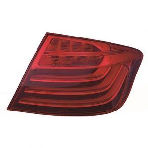 BMW BMW 5 SERIES HYBRID TAIL LAMP ASSEMBLY OUTER RIGHT **CAPA** OEM#63217312708 2014-2016 PL#BM2805111C