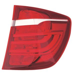 BMW BMW X3 TAIL LAMP ASSEMBLY RIGHT (OUTER)(WO/XENON HEAD/LAMPAMP)**CAPA** OEM#63217220240 2011-2017 PL#BM2805112C