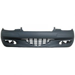 CHRYSLER PT CRUISER 01-10 FRONT BUMPER COVER ALL PRM(W/MOLDED LOWER GRILLE)(EXC.GT/TURBO) OEM#5093640AA PL#CH1000373