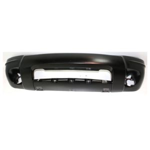 JEEP GRAND CHEROKEE FRONT BUMPER COVER PRIMED (W/FOG) OEM#5JF89TZZAD 2004 PL#CH1000920