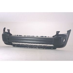 JEEP LIBERTY FRONT BUMPER COVER GRAY (SPORT)(WO/TOW HOOK) OEM#5JG89BDLAC 2005-2007 PL#CH1000923