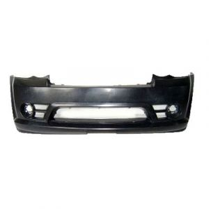 JEEP GRAND CHEROKEE FRONT BUMPER COVER PRIMED (SRT-8 MDL) OEM#5030977AC 2008-2010 PL#CH1000974
