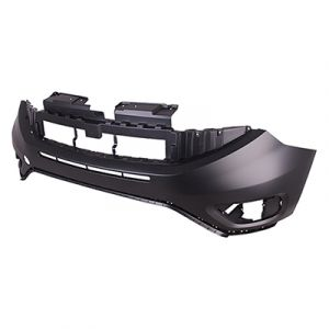 DODGE TRUCKS & VANS PROMASTER CITY FRONT BUMPER COVER PRIMED WO/TOW HOOK COVER (SLT)**CAPA** OEM#5YH04TZZAA 2015-2019 PL#CH1000A30C