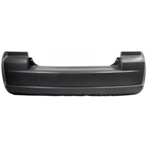 DODGE CALIBER REAR BUMPER COVER PRIMED (W/O EXHAUST CUT-OUT)**CAPA** OEM#YC95TZZAE 2007-2012 PL#CH1100867C