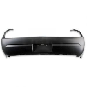 DODGE CHALLENGER REAR BUMPER COVER PRIMED (WO/SENSOR) OEM#68292069AA 2008-2014 PL#CH1100934