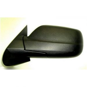 JEEP GRAND CHEROKEE DOOR MIRROR LEFT POWER/HEATED (W/O MEMORY)(TEXT) OEM#55156453AE 2005-2010 PL#CH1320246