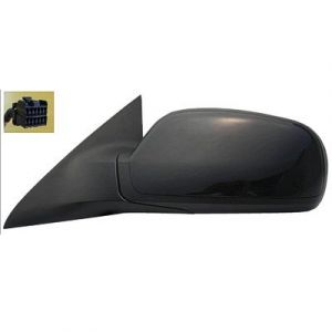 CHRYSLER PACIFICA DOOR MIRROR LEFT POWER/HEATED (TEXTURE)(W/O DIMMING) OEM#5113603AB 2006-2008 PL#CH1320297