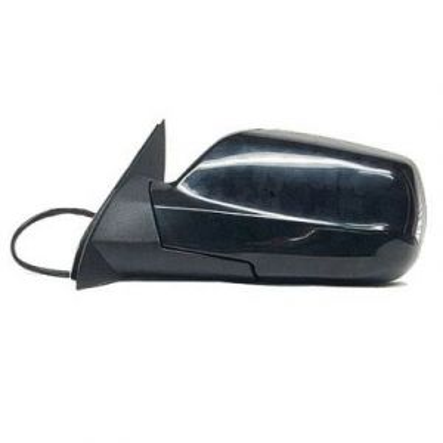 JEEP GRAND CHEROKEE DOOR MIRROR LEFT PWR/N-HTD (WO/MEMORY) (PTD)(SMALLER BASE) OEM#1KX651X8AA 2005-2008 PL#CH1320321