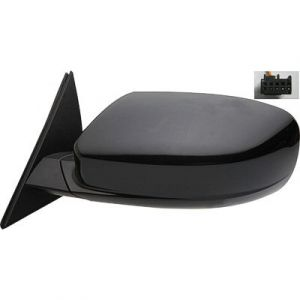 DODGE CHARGER DOOR MIRROR LEFT PWR/N-HTD/M-FOLD (WO/MEMORY)(WO/DIMMING) OEM#1MA47AXRAG 2011-2014 PL#CH1320331