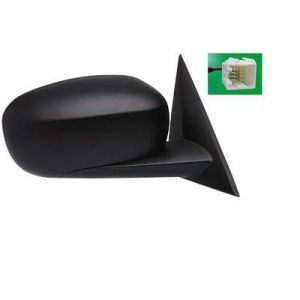DODGE CHARGER DOOR MIRROR RIGHT POWER/ NOT HEATED (NON-FOLD)(TXT) OEM#4806156AD 2006-2010 PL#CH1321294