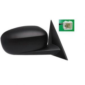 DODGE CHARGER DOOR MIRROR RIGHT POWER/HEATED (NON-FOLD)(TXT) OEM#4806158AD-PFM 2006-2010 PL#CH1321295
