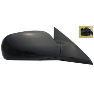 CHRYSLER PACIFICA DOOR MIRROR POWER/HEATED RIGHT (W/MEMORY W/O DIMMING)(SMOOTH BLK) OEM#1AA32TZZAB 2006-2008 PL#CH1321300
