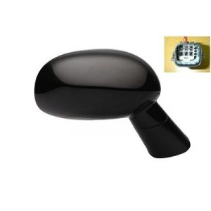 DODGE CHALLENGER DOOR MIRROR RIGHT PWR/HTD(MANUAL-FOLD) OEM#1GE18AXRAE 2008-2014 PL#CH1321311