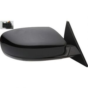 DODGE CHARGER DOOR MIRROR RIGHT PWR/N-HTD/M-FOLD (WO/MEMORY)(WO/DIMMING) OEM#1MA46AXRAH 2011-2014 PL#CH1321331