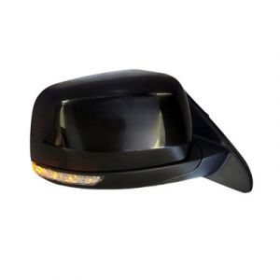 JEEP GRAND CHEROKEE DOOR MIRROR RIGHT PWR/HTD/SIGNAL/MEMORY/BLIND DETECT/M-FOLD (PTD CVR)(WO/DIM)(SRT-8 OEM#5SG22TZZAF 2011-2013 PL#CH1321361