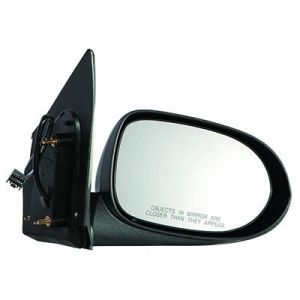 DODGE CALIBER DOOR MIRROR RIGHT POWER/HEATED (NON-FOLDABLE) OEM#5115038AD 2010-2012 PL#CH1321365
