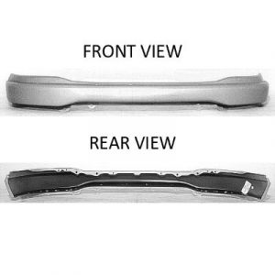 FORD TRUCKS & VANS FORD/PU (F150 HERITAGE MODEL) FRONT BUMPER PTD (REINF BAR for Lighting model) OEM#YL3Z17757CAA 2004 PL#FO1002357