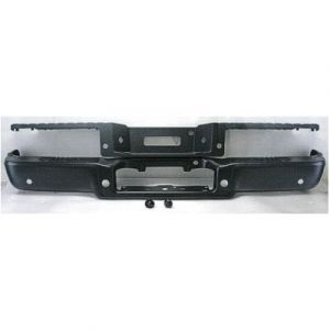 LINCOLN MARK LT STEP BUMPER ASSEMBLY BLACK (SS)(HITCH STYLE)(W/SENSOR)(TO 8-7-05) OEM#FO1103120 2006 PL#FO1103120