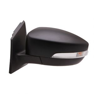 FORD FOCUS HB/ST DOOR MIRROR LEFT PWR/N-HTD/SIGHAL (W/BLIND SPOT GLASS) OEM#CP9Z17683CA-PFM (P) 2012-2014 PL#FO1320463