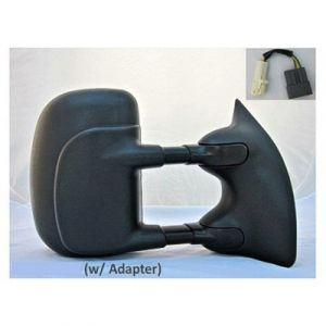 FORD TRUCKS & VANS FORD/PU (F250/350/450/550) Super Duty DOOR MIRROR RIGHT PWR/N-HTD (WO/SIGNAL)(DUAL ARMS/GLASS)(TRAILER TOW)(FOLD-IN/OUT) OEM#3C3Z17682DAA 1999-2004 PL#FO1321227